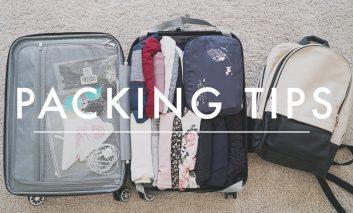 ۲۱ نکته برای بسته بندی وسایل سفر در کوله پشتی