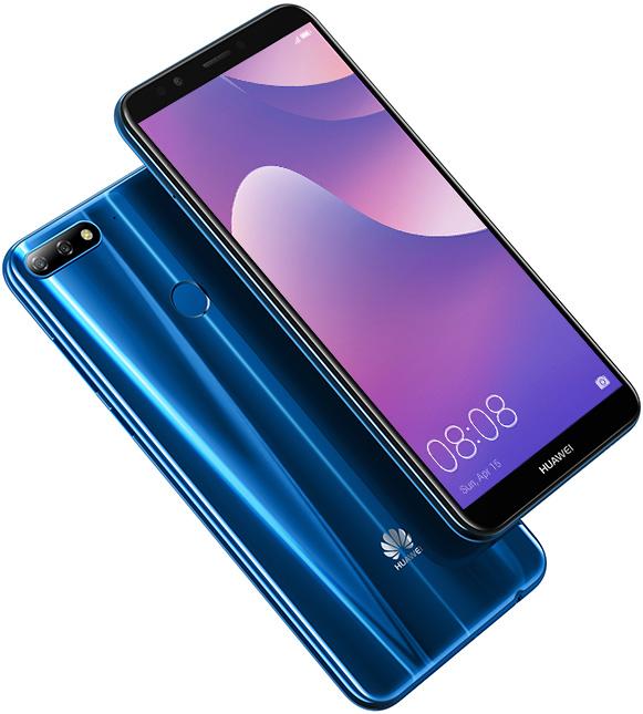 استانداردهای جدید گوشی Huawei Y7 Prime 2018