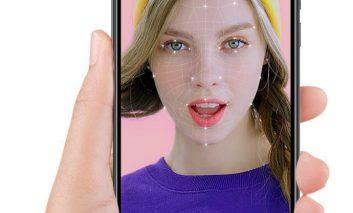 هر دو امکان باز کردن قفل با چهره و اثرانگشت در گوشی Huawei Y7 Prime 2018