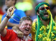 یک جام و یک جهان: برزیل - سوییس