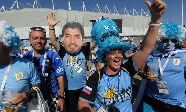 یک جام و یک جهان: اروگوئه – عربستان