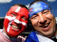 یک جام و یک جهان: دانمارک - اسپانیا