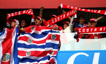 یک جام و یک جهان: کاستاریکا - برزیل