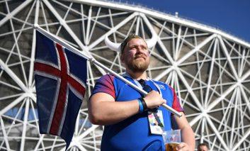 یک جام و یک جهان: نیجریه - ایسلند