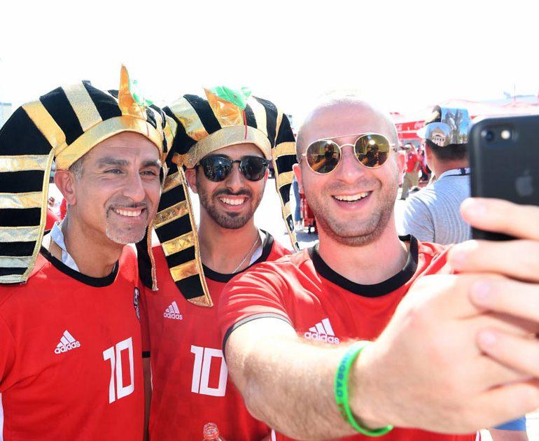 یک جام و یک جهان: مصر – عربستان