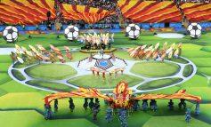 گزارش تصویری از مراسم افتتاحیه جام جهانی ۲۰۱۸