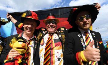 یک جام و یک جهان: آلمان - مکزیک