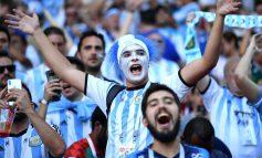 یک جام و یک جهان: آرژانتین - ایسلند