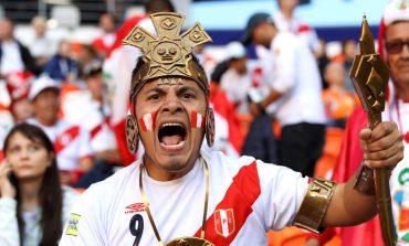 یک جام و یک جهان: دانمارک – پرو