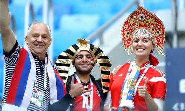 یک جام و یک جهان: مصر – روسیه