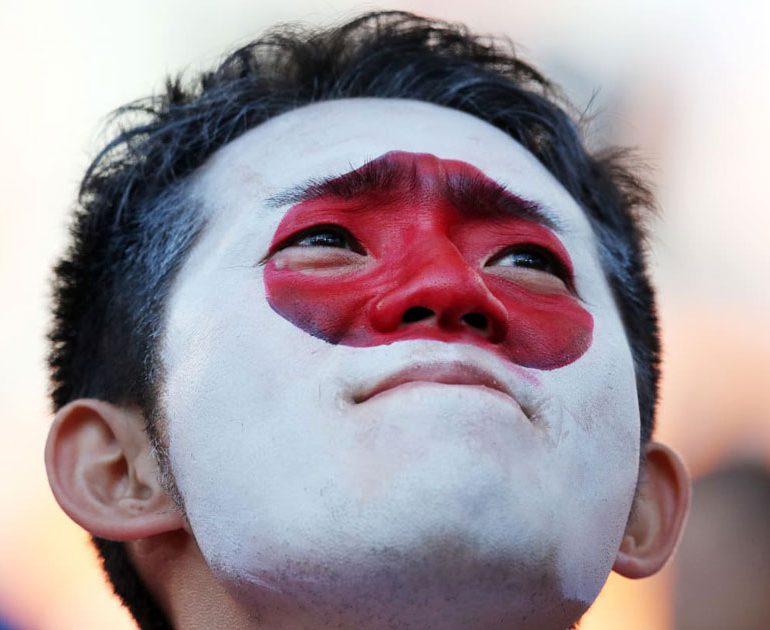 یک جام و یک جهان: ژاپن – سنگال