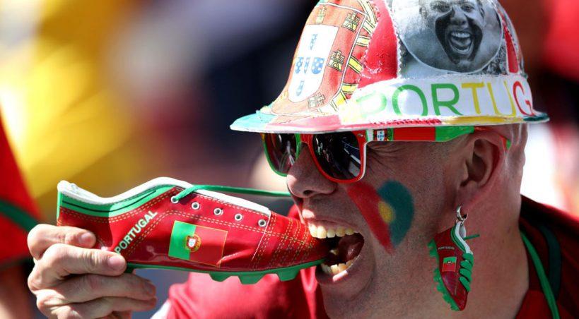 یک جام و یک جهان: پرتغال - مراکش