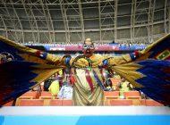 یک جام و یک جهان: ژاپن - کلمبیا