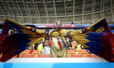 یک جام و یک جهان: ژاپن – کلمبیا