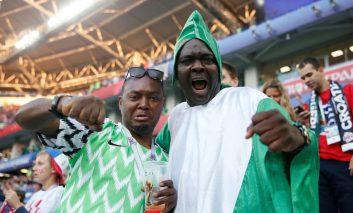 یک جام و یک جهان: نیجریه - کرواسی