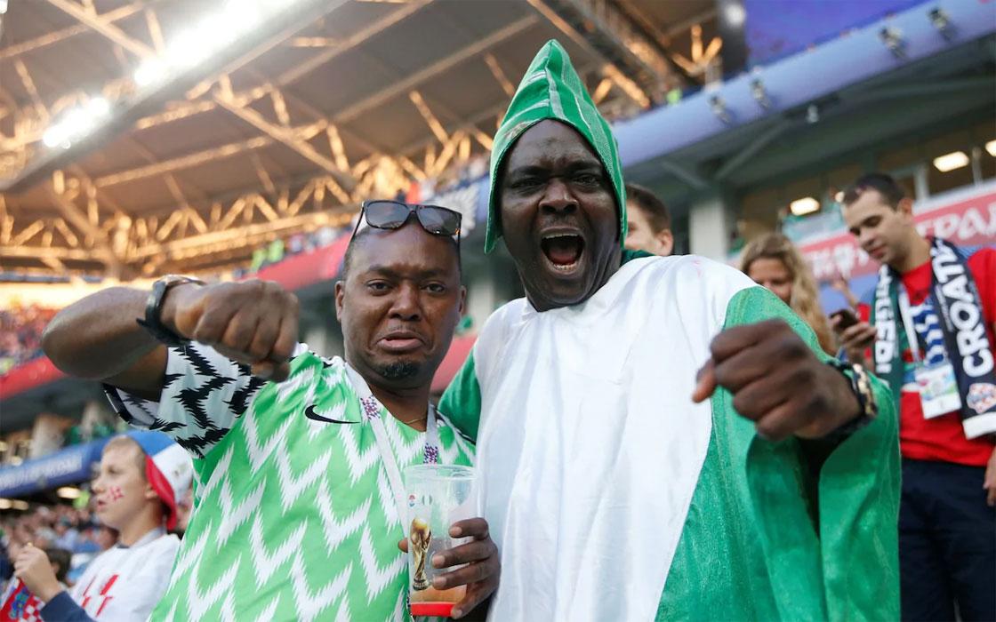 یک جام و یک جهان: نیجریه – کرواسی