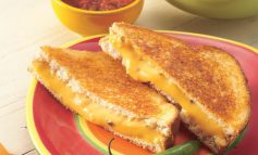 طرز تهیه ساندویچ پنیر کبابی