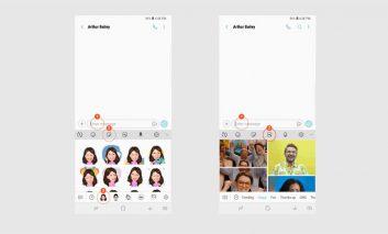 حیات جدید ایموجیها با گلکسی S9 سامسونگ