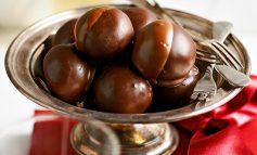 طرز تهیه آلوی شکلاتی