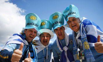 یک جام و یک جهان: اروگوئه - مصر
