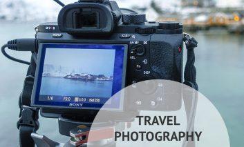 ۱۶ نکته برای عکاسی بهتر در سفر