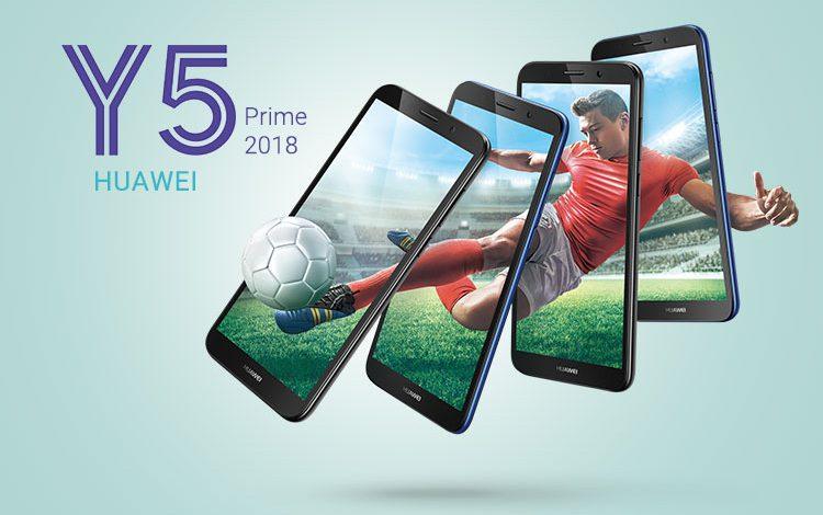 آغاز پیش فروش گوشی Prime 2018  Huawei Y5 در بامیلو