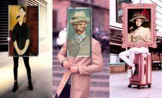 تلفیق نقاشیهای کلاسیک با دنیای مدرن
