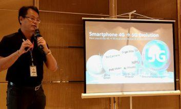 نمونه اولیه گوشی های هوشمند ۵G هوآوی اوایل سال ۲۰۱۹ عرضه می شود