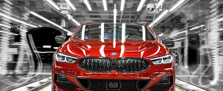 BMW سری اِیت ۲۰۱۹ رسماً وارد مرحله تولید شد!