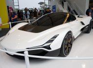 رونمایی از اولین سوپر خودرو کمپانی Vazirani در فستیوال Goodwood!
