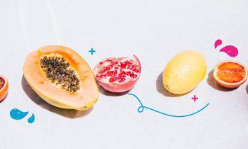 ۶  بشقاب میوه عالی و انرژی زا مخصوص صبحانه