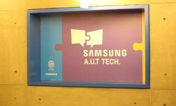 حمایت مرکز فناوری سامسونگ-امیرکبیر از ایدههای خلاق