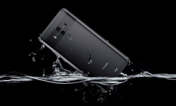 Huawei Mate 10 Pro؛ گوشی که از آب هراسان نیست!