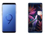 مقایسه فنی تلفنهای هوشمند هوآوی Mate 10 Pro و سامسونگ Galaxy S9