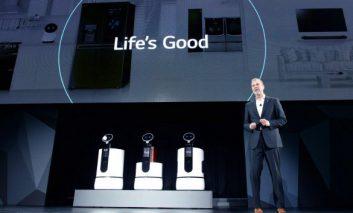 رباتهای هوشمند جدید الجی آینده را به زندگی ما میآورند
