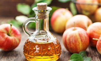 تنها با استفاده از سرکه سیب وزن کم کنید!