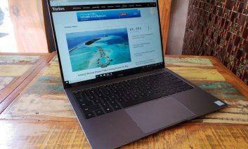 زلزله هوآوی در بازار لپ تاپهای فوق سبک دنیا با Huawei MateBook X Pro