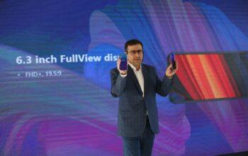گوشیهای سری Huawei nova3 با حضور اصحاب رسانه رونمایی شد
