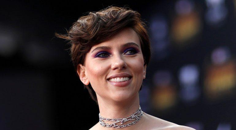 اسکارلت یوهانسون، پردرآمدترین بازیگر زن سال ۲۰۱۸