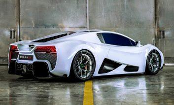 مدل Milan Red : هایپر خودرو اتریشی با قدرت سرسام آور ۱۳۰۰ اسب بخار!
