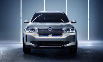 مدل هیبرید پلاگین BMW X3 با قدرتی در سطح خودروهای هات هاچ بک!