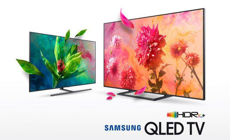 تلویزیونهای QLED ۲۰۱۸ سامسونگ تاییدیه +HDR10 دریافت کردند