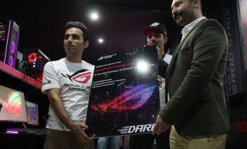 افتتاح نخستین گیم سنتر ROG در ایران