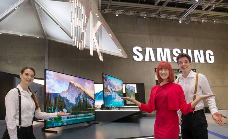 سامسونگ در نمایشگاه ایفا ۲۰۱۸