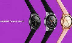 ساعت هوشمند گلکسی سامسونگ معرفی شد