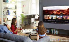 عرضه تلویزیونهای هوشمند الجی مجهز به هوش مصنوعی AI ThinQ و دستیار گوگل