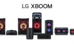 مجموعه محصولات صوتی XBOOM الجی در نمایشگاه IFA 2018