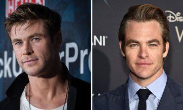 کریس پاین و کریس همسورث از Star Trek 4 جدا شدند