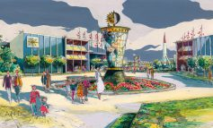 ساخت و ساز دیزنی لند والت دیزنی به روایت تصویر!