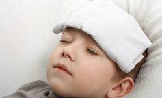 چند درمان خانگی برای قطع تب کودکان